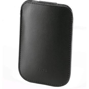 HTC pouzdro kožené PO-S530 pro Wildfire S, HD Mini, Smart, s logem