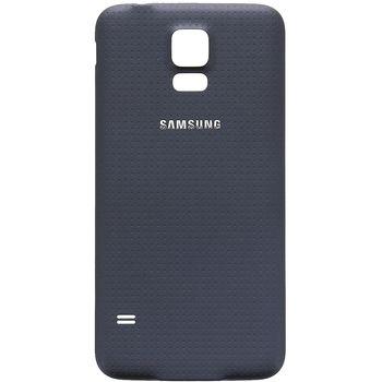 Náhradní díl kryt baterie pro Samsung G900 Galaxy S5, černá
