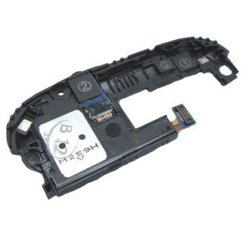 Náhradní díl anténa s reproduktorem pro Samsung i9300 Galaxy S III, modrá