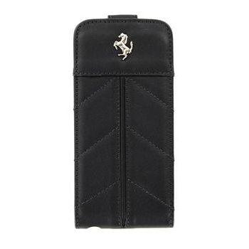 Ferrari California Flip pouzdro iPhone 5, černé