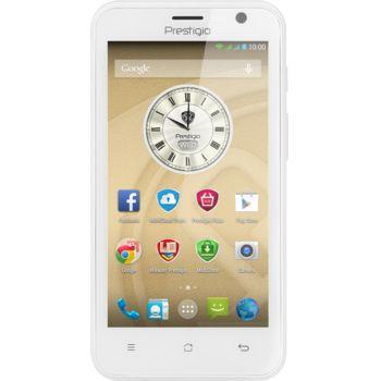 PRESTIGIO MultiPhone 3450 Duo, bílá