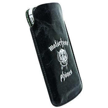Motörhead pouzdro Burner 3XL - Samsung Galaxy S III, HTC One X/S, Sony Xperia S/T (černá/bílá)