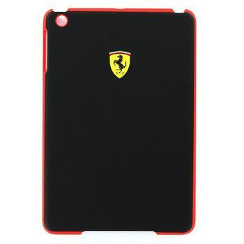 Ferrari Scuderia zadní kryt iPad mini, černo-červený
