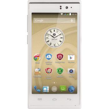 PRESTIGIO MultiPhone 5455 Duo, bílá