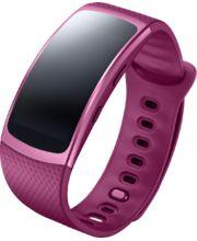 Samsung chytré hodinky Gear Fit2, růžové