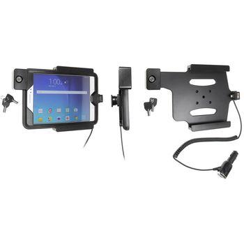 Brodit držák do auta na Samsung Galaxy Tab A 8.0 v pouzdru Otterbox Defender, s nab. z CL, se zámkem