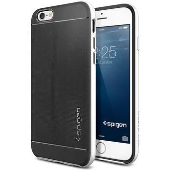 Spigen pouzdro Neo Hybrid pro iPhone 6, bílá