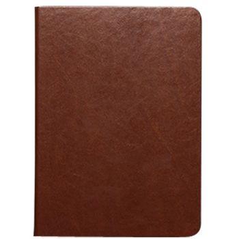 Zenus AVOC Toscana Diary pouzdro pro Apple iPad Mini retina, hnědá