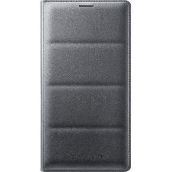 Samsung flipové pouzdro s kapsou EF-WN910BC pro Galaxy Note 4 (N910), černá