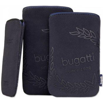 Bugatti Slim Case Universal M (122 x 75mm) - modré