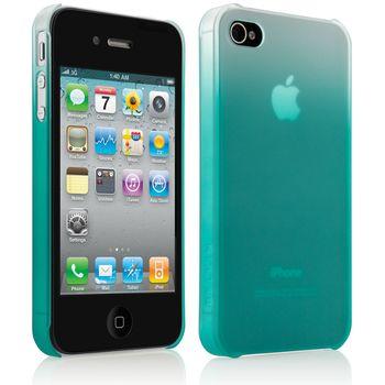 Belkin Apple iPhone 4/4S Ultra Thin Fade, modrá
