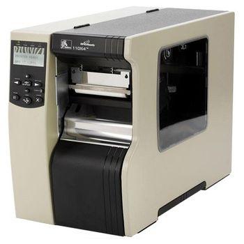 Tiskárna Zebra 110XI4 203DPI, peeler rewind, ZPLII, multi-IF 112-80E-00204
