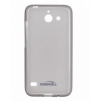 Kisswill TPU pouzdro pro Huawei P8 Lite, černé