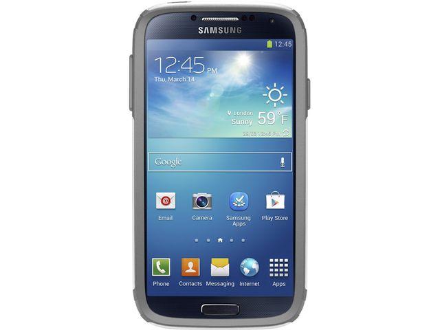 obsah balení Otterbox - Samsung Galaxy S4 Commuter - šedá/bílá