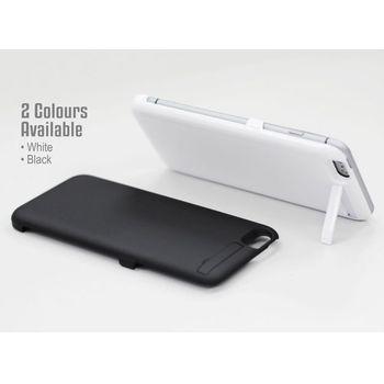 Brando zadní kryt s baterií pro Apple iPhone 6 Plus, 4200mAh, bílá