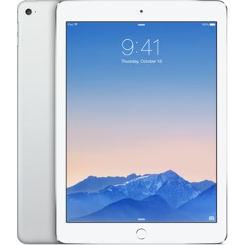 Apple iPad Air 2, 128GB Wi-Fi Cellular, stříbrný, rozbaleno, záruka 24měsíců