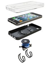 Quad Lock Bike Kit na kolo nebo motorku na řídítka pro uchycení iPhone 5/5S/SE