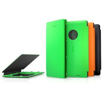 Nokia CP-627 flipové pouzdro Nokia Lumia 830, černá