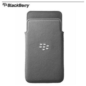 BlackBerry pouzdro pro Z10, šedá