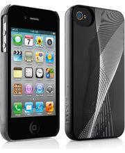 Belkin iPhone 4/4S ochranné pouzdro Emerge 021, černé (F8Z862cwC02)