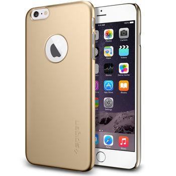 Spigen pouzdro Thin Fit A pro Apple iPhone 6 Plus, zlatá