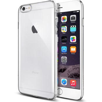 Spigen pouzdro Thin Fit pro Apple iPhone 6 Plus, transparentní