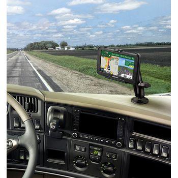 RAM Mounts držák na Garmin nuvi 50 do auta na palubní desku, skútr, atd. na šroubky nebo vruty, AMPS, sestava RAM-B-138-GA50U