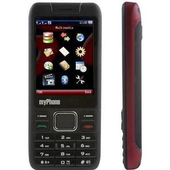 myPhone 6500 DUAL SIM, červený