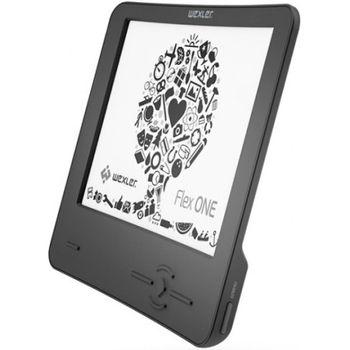 """Wexler FLEX ONE, čtečka knih, 6"""" E-Ink displej, černá"""