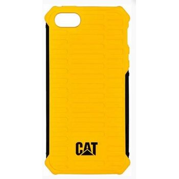 CAT odolný kryt Active Urban pro Samsung Galaxy S6, žlutý