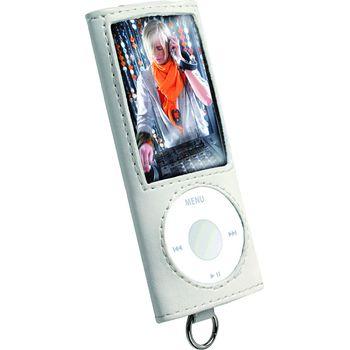 Krusell pouzdro Encore - Apple iPod Nano 5G - bílá