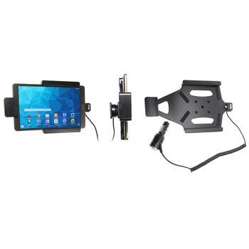 Brodit držák do auta na Samsung Galaxy Tab S 8.4 bez pouzdra, s pružinou, s nabíjením z CL