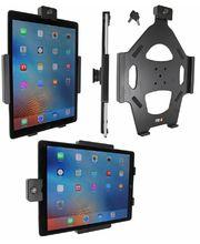 Brodit držák do auta na Apple iPad Pro bez pouzdra, bez nabíjení, se zámkem