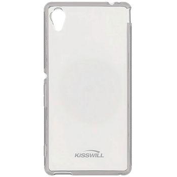Kisswill TPU pouzdro pro Sony F3311 Xperia E5, transparentní