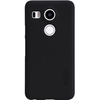 Nillkin zadní kryt Super Frosted pro LG Nexus 5X, černý