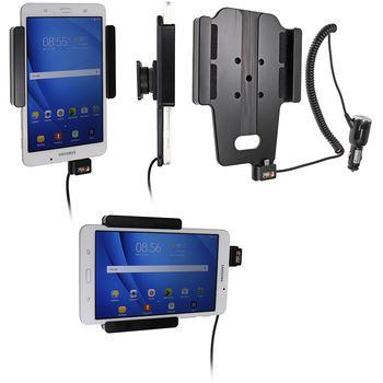Brodit držák do auta na Samsung Galaxy Tab A 7.0 bez pouzdra, s nabíjením z cig. zapalovače