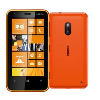 Nokia ochranný kryt CC-3057 pro Lumia 620, oranžová