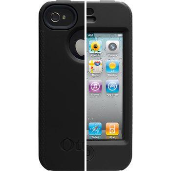 Otterbox - iPhone 4 Impact černá barva